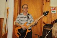 Bro. Joe Glista on the Bass